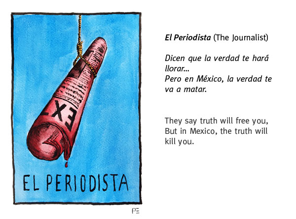 El Periodista (The Journalist)