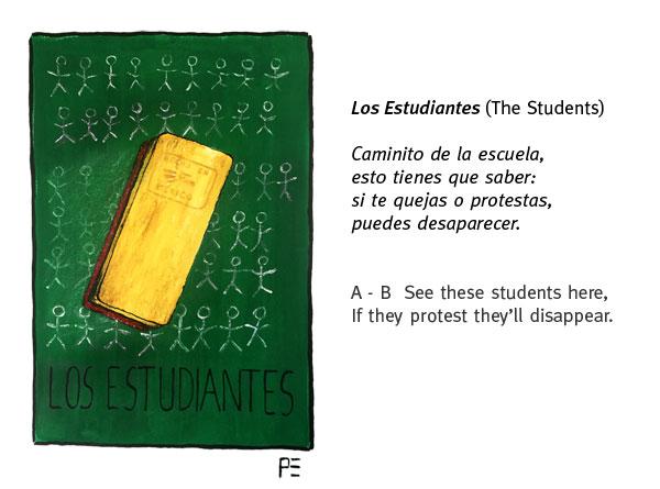 Los Estudiantes (The Students)