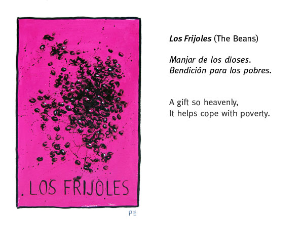 Los Frijoles (The Beans)
